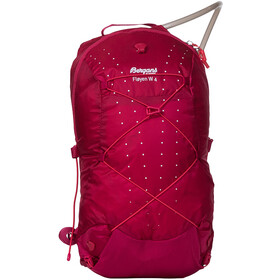 Bergans Fløyen 4 Daypack Dam Bougainvillea/Strawberry/White